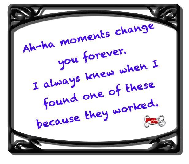 ah moments